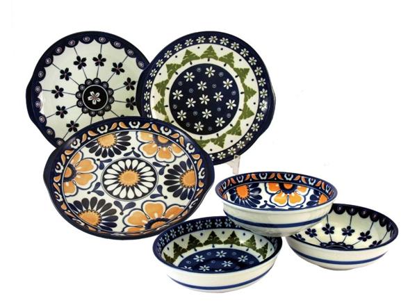 castlestar 耳付きパスタ皿 はな くじゃく もり 重ねやすい 食器 シチュー&サラダボウル オシャレ